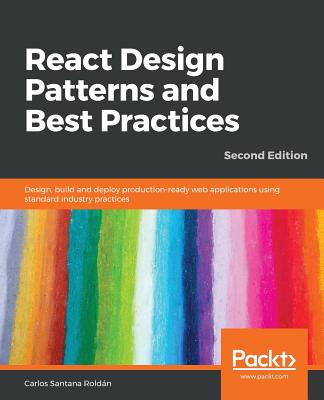 React Design Patterns and Best Practices, Second Edition-cover