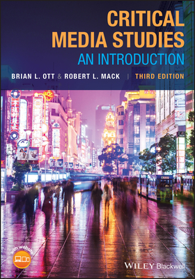 Critical Media Studies: An Introduction-cover