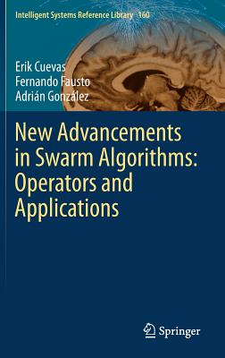 New Advancements in Swarm Algorithms: Operators and Applications-cover
