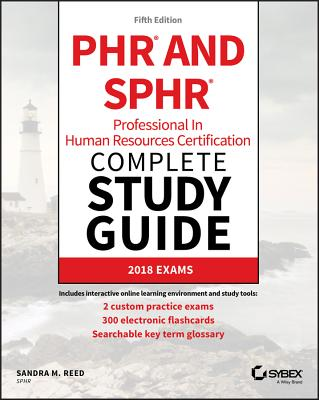 Phr and Sphr Professional in Human Resources Certification Complete Study Guide: 2018 Exams-cover