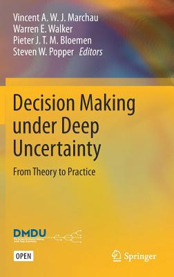 Decision Making Under Deep Uncertainty: From Theory to Practice-cover