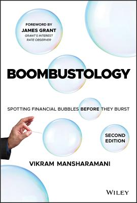Boombustology: Spotting Financial Bubbles Before They Burst-cover