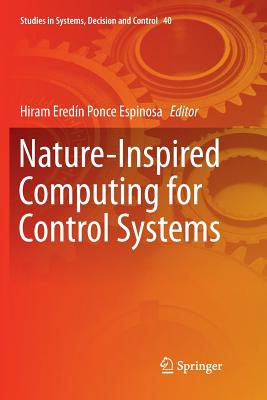 Nature-Inspired Computing for Control Systems-cover