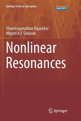 Nonlinear Resonances-cover