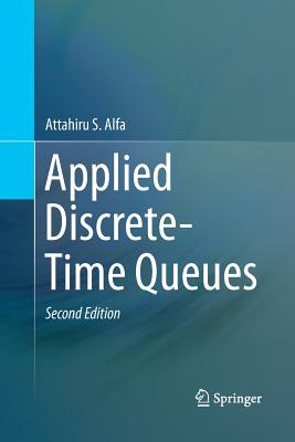Applied Discrete-Time Queues-cover