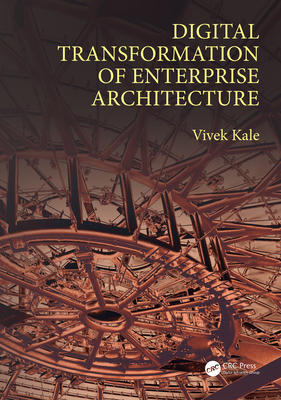 Digital Transformation of Enterprise Architecture-cover
