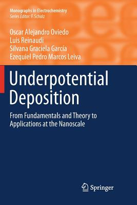 Underpotential Deposition: From Fundamentals and Theory to Applications at the Nanoscale-cover
