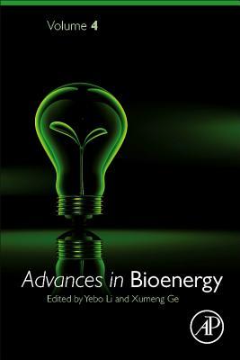 Advances in Bioenergy-cover