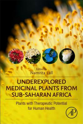 Underexplored Medicinal Plants from Sub-Saharan Africa: Plants with Therapeutic Potential for Human Health-cover