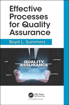 Effective Processes for Quality Assurance-cover