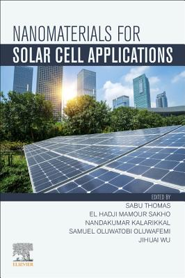 Nanomaterials for Solar Cell Applications-cover
