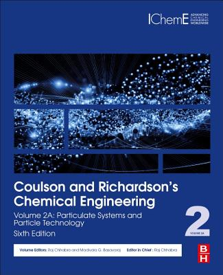 Coulson and Richardson's Chemical Engineering: Volume 2a: Particulate Systems and Particle Technology-cover