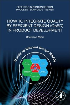How to Integrate Quality by Efficient Design (Qbed) in Product Development-cover