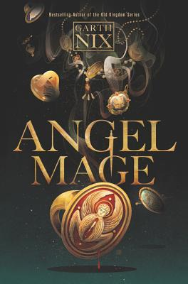 Angel Mage-cover