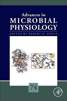 Advances in Microbial Physiology-cover