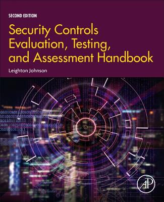 Security Controls Evaluation, Testing, and Assessment Handbook-cover