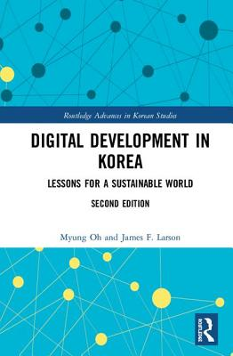 Digital Development in Korea: Lessons for a Sustainable World-cover