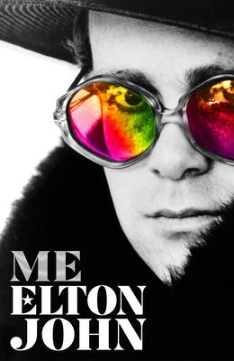 Me: Elton John Official Autobiography-cover