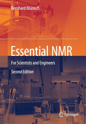 Essential NMR: For Scientists and Engineers-cover