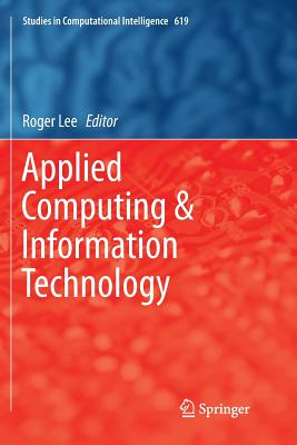 Applied Computing & Information Technology-cover