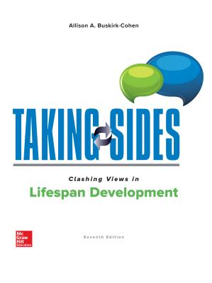 Taking Sides: Clashing Views in Lifespan Development-cover