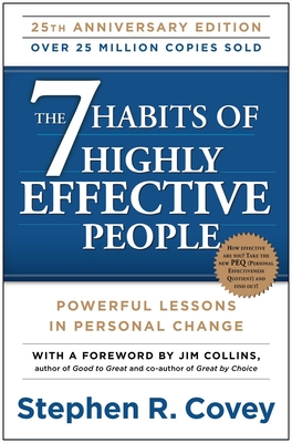The 7 Habits of Highly Effective People: Powerful Lessons in Personal Change-cover