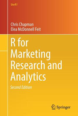 R for Marketing Research and Analytics-cover