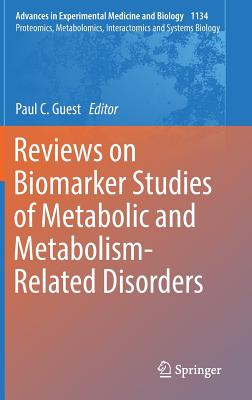 Reviews on Biomarker Studies of Metabolic and Metabolism-Related Disorders-cover