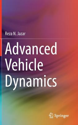 Advanced Vehicle Dynamics-cover