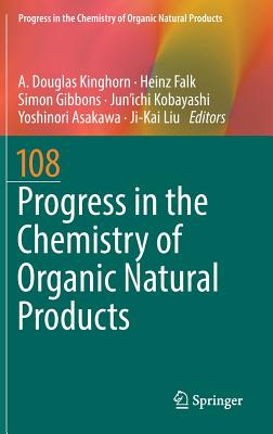 Progress in the Chemistry of Organic Natural Products 108-cover