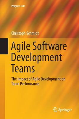 Agile Software Development Teams-cover