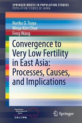Convergence to Very Low Fertility in East Asia: Processes, Causes, and Implications-cover