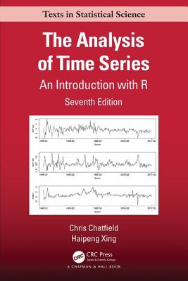 The Analysis of Time Series: An Introduction with R (English) 7th -cover