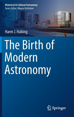 The Birth of Modern Astronomy-cover
