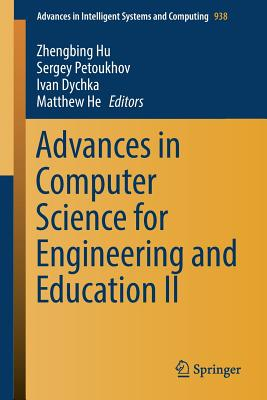 Advances in Computer Science for Engineering and Education II-cover