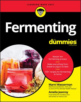 Fermenting for Dummies-cover
