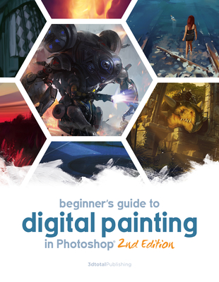 Beginner's Guide to Digital Painting in Photoshop 2nd Edition-cover
