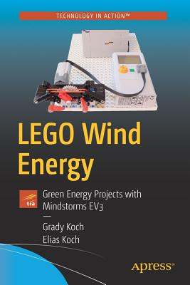 Lego Wind Energy: Green Energy Projects with Mindstorms Ev3-cover