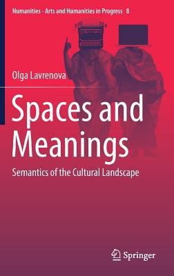 Spaces and Meanings: Semantics of the Cultural Landscape-cover