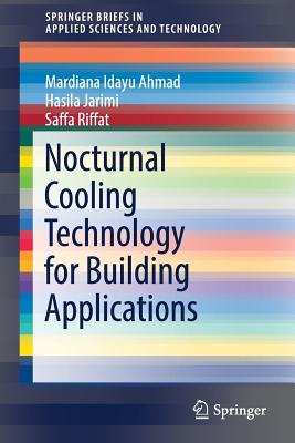 Nocturnal Cooling Technology for Building Applications-cover