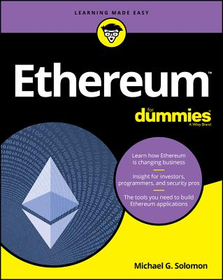 Ethereum for Dummies-cover