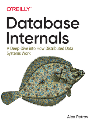 Database Internals-cover