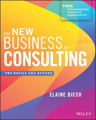 The New Business of Consulting: The Basics and Beyond-cover