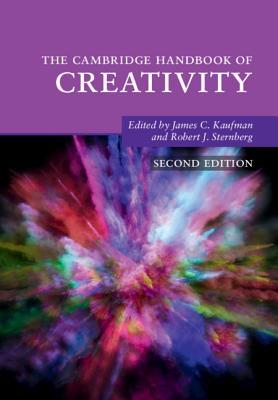The Cambridge Handbook of Creativity-cover