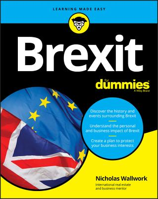 Brexit for Dummies-cover