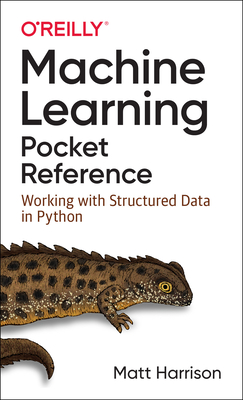 Machine Learning Pocket Reference-cover