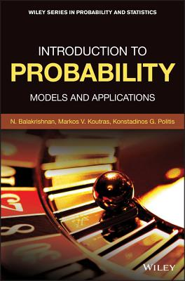 Introduction to Probability: Models and Applications-cover