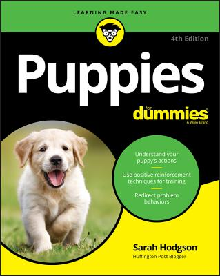 Puppies for Dummies-cover