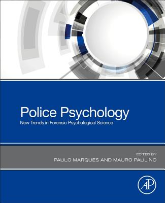 Police Psychology: New Trends in Forensic Psychological Science-cover