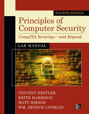 Principles of Computer Security Lab Manual, Fourth Edition-cover